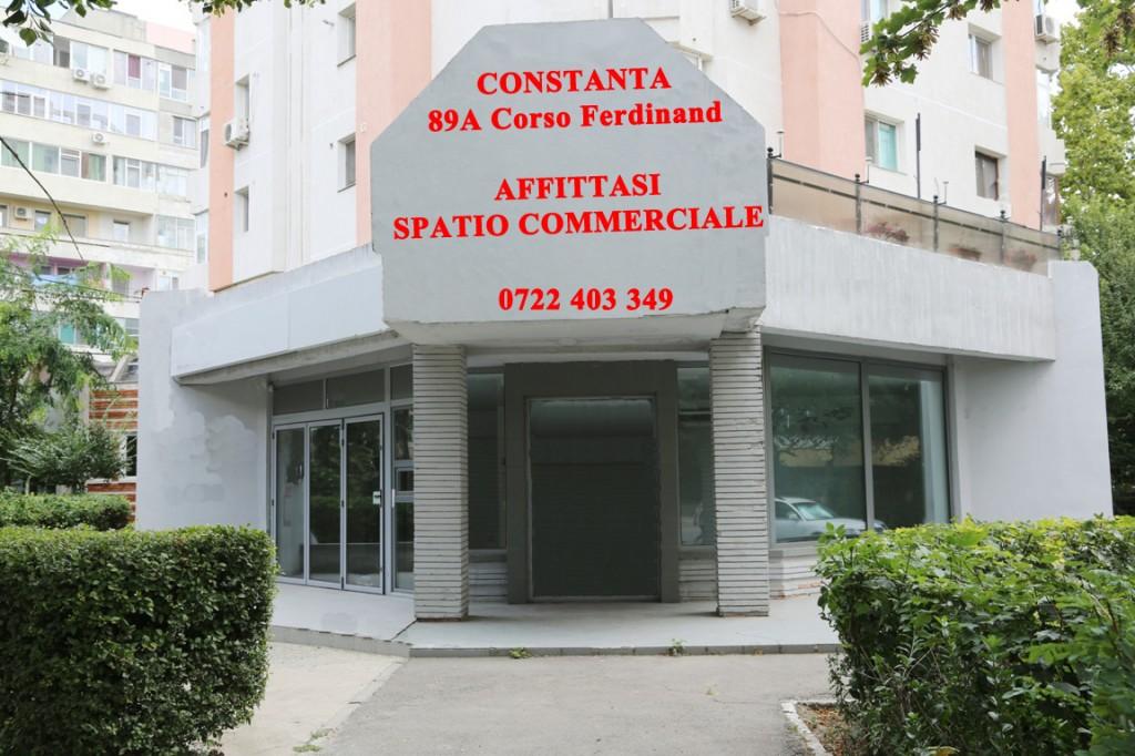 Affitto commerciale spazio Constanta